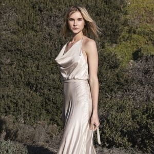 Nouvelle Amsale Liane Bridesmaid dress